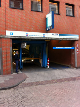 APCOA PARKING Heinekenplein-1