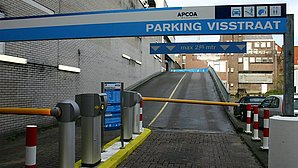 APCOA PARKING Visstraat-1